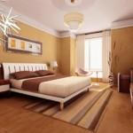 Giường ngủ nên kê giữa hay sát góc phòng?